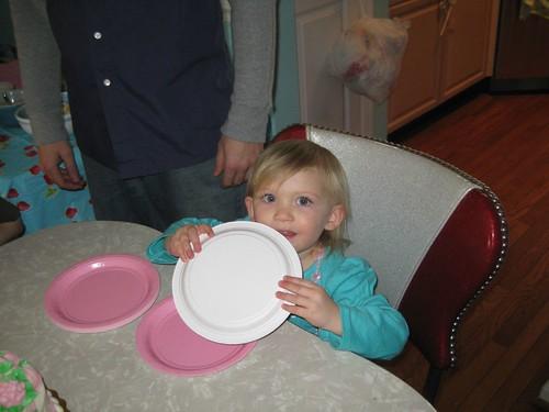 Yum, plates!