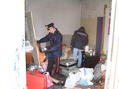 I controlli dei carabinieri nella periferia sud est della Capitale2
