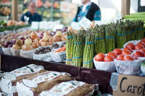 Fresh Produce at Marche Jean Talon