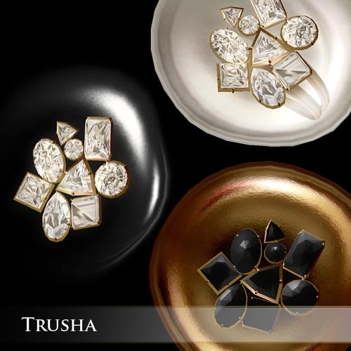 Zaara : Trusha ring