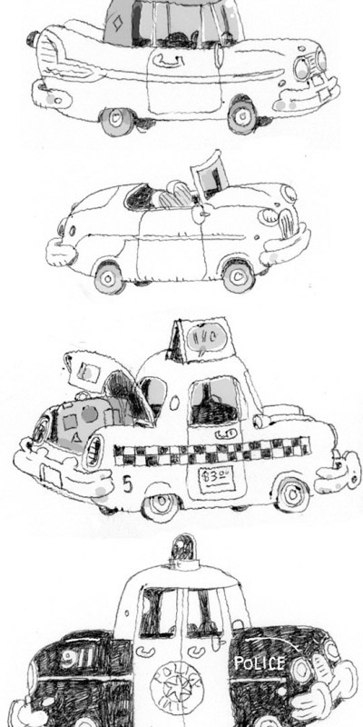 more cars
