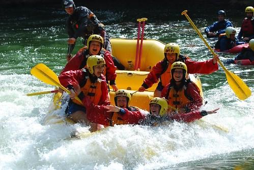 Rotoura Rafting! 15
