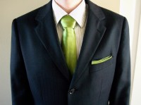 Neckties and pocket squares | a stitch in lime