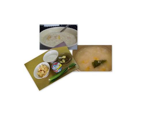 Sylvia's tuna sweet potato porridge