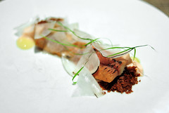 13th Course: Smoked Eel