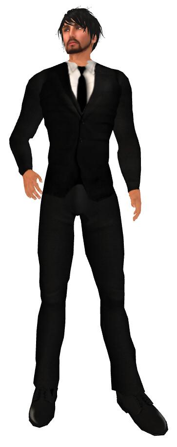 Glad Rags Suit Duh Mens Dress Shoes