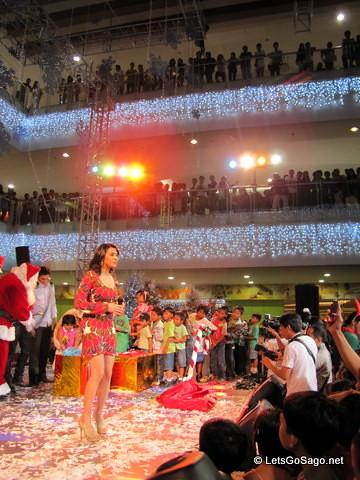 SM Christmas Ceremony & Decors