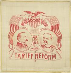 """Cleveland-Stevenson """"Tariff Reform"""" ..."""