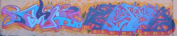 graffiti stand de tir