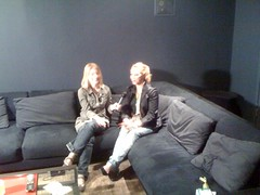 Watching @acoolong interview @alanajoy to wrap up the @techzulu show