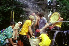 Current location: with mom at worlds biggest 3 day water fight at Thai New Year of Songkran, now in Patong Beach, Phuket, Thailand   [Songkran in the land of smiles (17).jpg]
