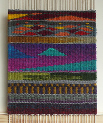 tapestry sampler in progress