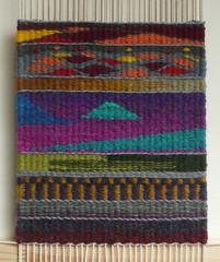 tapestry sampler in progress