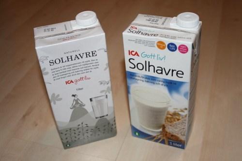 Nya och gamla Solhavre