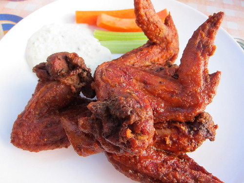 The Hottest Chicken Wings in Singapore (3/6)