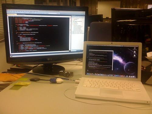 Mac + VS