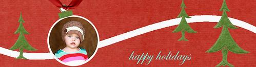 Holiday Blog Header 2009