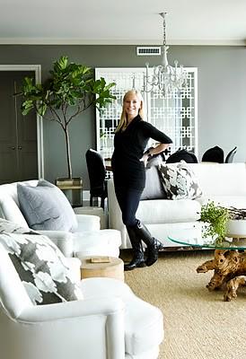Kleinhelter condo living room