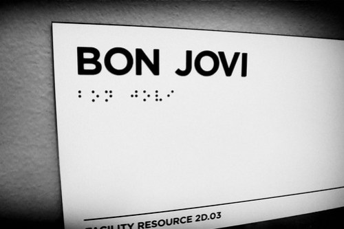 Bon Jovi in Facebook
