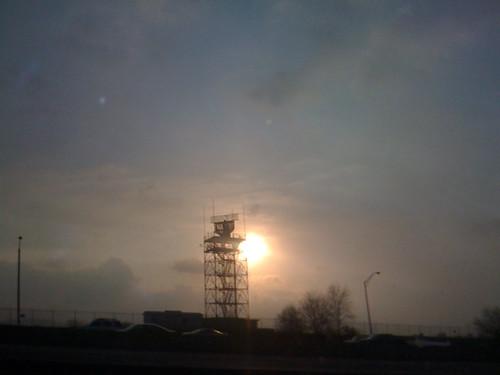 MMX 057 Radar Sun