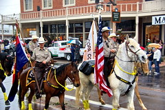 Maricopa County Sheriff's Posse Colors - Parad...