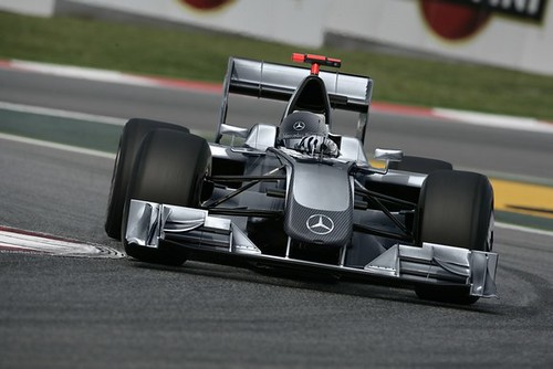 Mercedes GP: El regreso de Mercedes Benz a la Formula 1