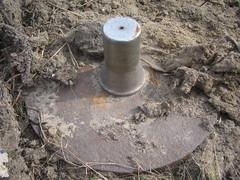 Spigot Mortar, Coatham Marsh