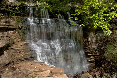 Sheep Cave Falls