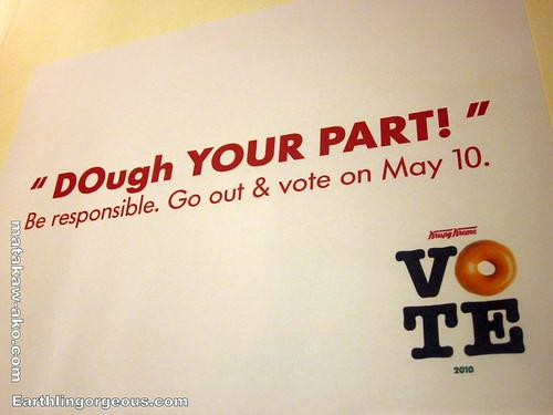 DOugh your Park KK Campaign