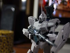 BANDAI MG RX-0 ユニコーンガンダム(ユニコーンモード)