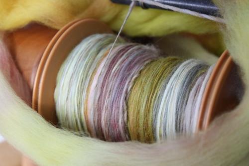 yarn becoming