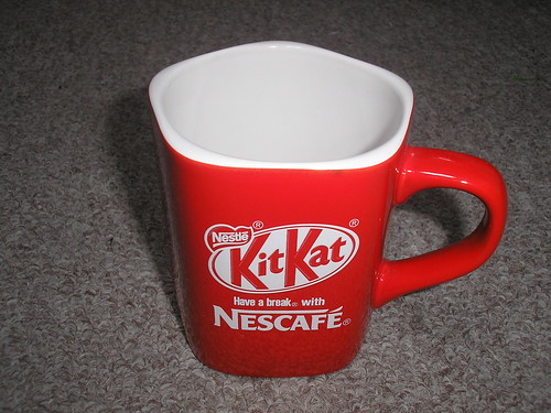Kit Kat mug