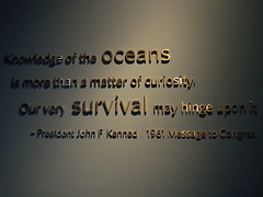knowledge of the oceans