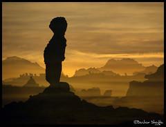 Adad's Natural Statue !