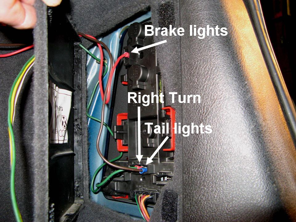Audi Wiring Diagram Trailer Lights