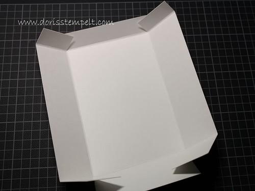 Schachtel Unterteil