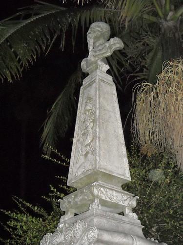 Un obelisco similar al que tiene en su monumento