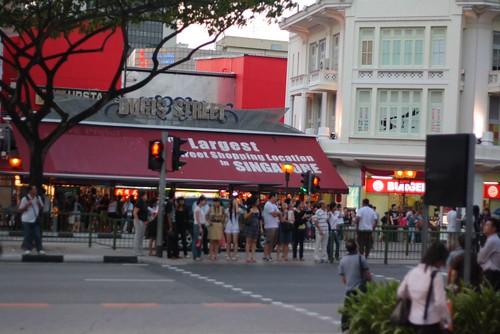 Bugis Street Tempat Belanja Murah A La Singapore