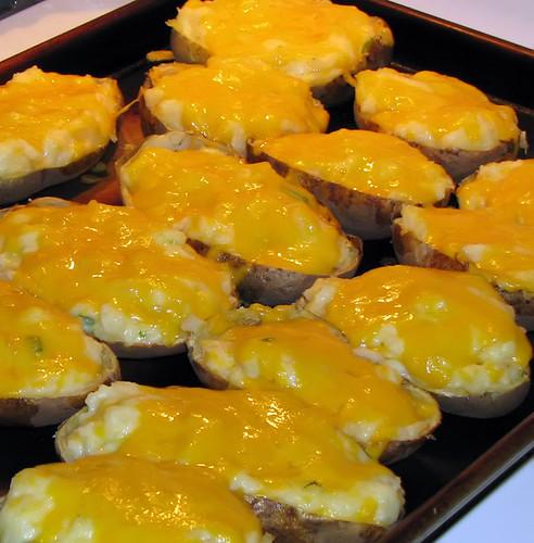 2x Baked Potatoes