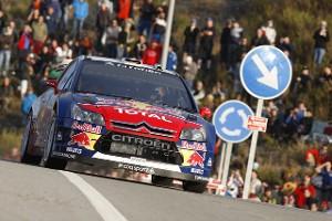 C4 WRC Total