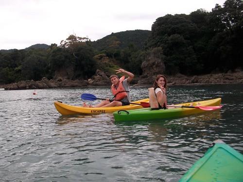 Kayak Peace