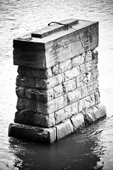 Old Bridge Support