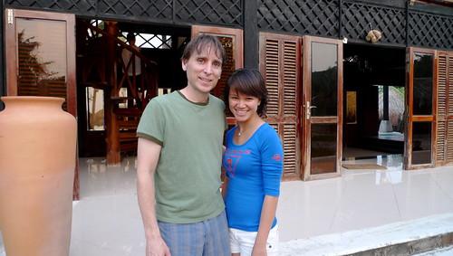 hanh, owner of lang toi in bai sao, phu quoc