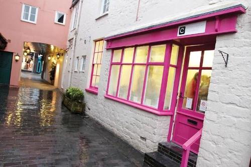 Cirencester Cupcakes - Swan Yard, Shop Opening