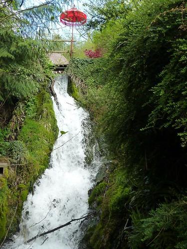 Little Langleys Waterfall