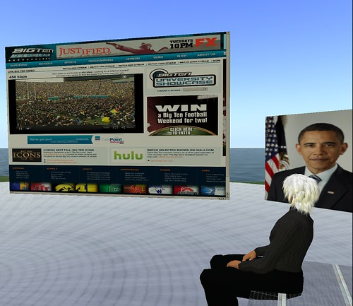 SL10: SLUM: Obama Commencement Speech Viewing Party