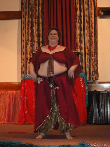 Fat Belly Dancer