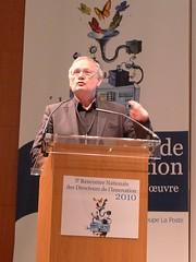 Marc Giget, Président, Institut Européen de Stratégies Créatives et d'Innovation