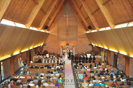 First United Methodist Church Wedding