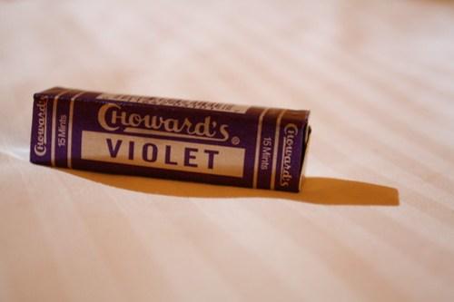 Candi's Candies - Violet Mints